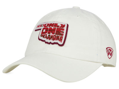 Oklahoma Sooners Top of the World NCAA Only One Oklahoma Cap