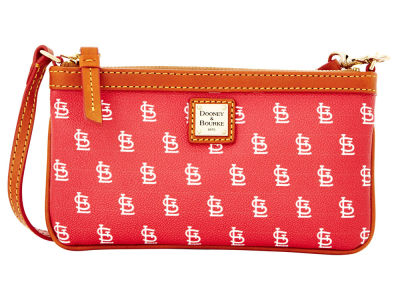 St. Louis Cardinals Dooney & Bourke Large Wristlet
