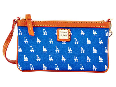 Los Angeles Dodgers Dooney & Bourke Large Wristlet