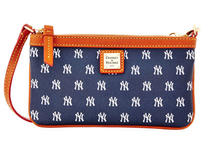 New York Yankees Dooney & Bourke Large Wristlet