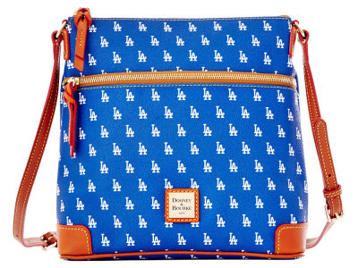 Los Angeles Dodgers Dooney & Bourke Crossbody Purse