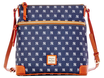 New York Yankees Dooney & Bourke Crossbody Purse