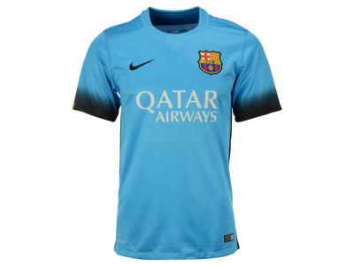 FC Barcelona Nike Men's Club Team Decept Stadium Jersey