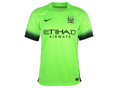 Manchester City Nike Men's Club Team Decept Stadium Jersey
