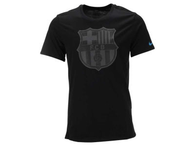 FC Barcelona Nike Men's Club Team Decept Crest T-Shirt
