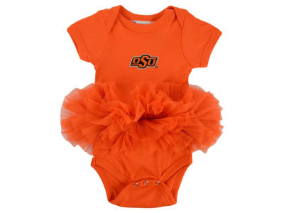 Oklahoma State Cowboys NCAA Infant Girls Tutu Romper