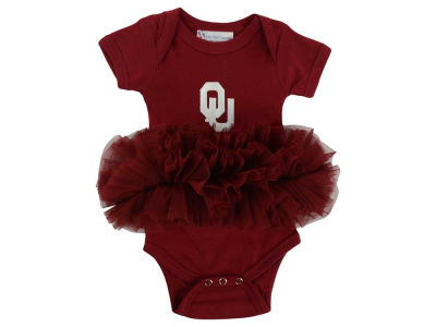 Oklahoma Sooners NCAA Infant Girls Tutu Romper
