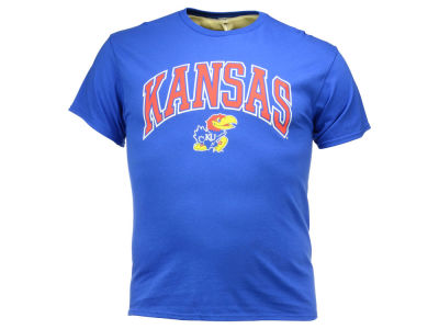 Kansas Jayhawks 2 for $28 J America NCAA Men's Midsize T-Shirt