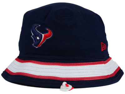 Houston Texans New Era NFL Team Stripe Bucket