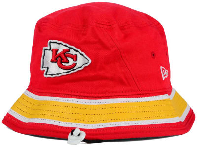 Kansas City Chiefs New Era NFL Team Stripe Bucket