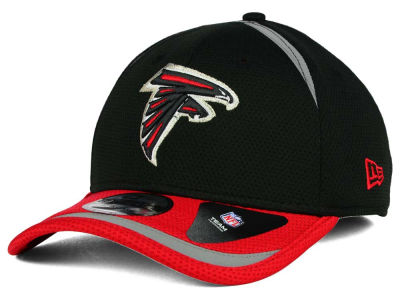 Atlanta Falcons New Era NFL Reflective 2 Tone 39THIRTY Cap