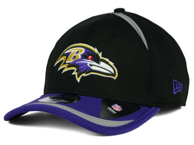 Baltimore Ravens New Era NFL Reflective 2 Tone 39THIRTY Cap