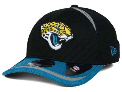Jacksonville Jaguars New Era NFL Reflective 2 Tone 39THIRTY Cap