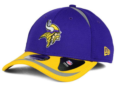 Minnesota Vikings New Era NFL Reflective 2 Tone 39THIRTY Cap