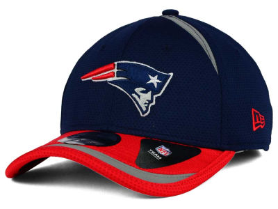 New England Patriots New Era NFL Reflective 2 Tone 39THIRTY Cap