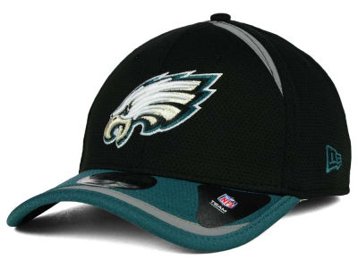 Philadelphia Eagles New Era NFL Reflective 2 Tone 39THIRTY Cap