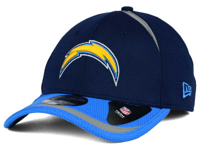 San Diego Chargers New Era NFL Reflective 2 Tone 39THIRTY Cap