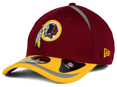 Washington Redskins New Era NFL Reflective 2 Tone 39THIRTY Cap