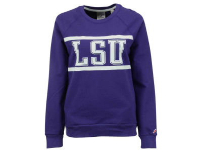 LSU Tigers NCAA Women's Phys. Ed Secret Crew Sweatshirt