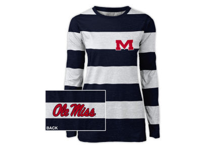 Ole Miss Rebels NCAA Women's Spirit Long Sleeve T-Shirt