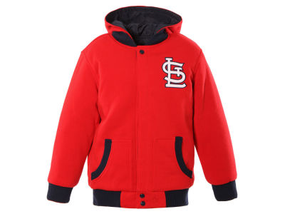 St. Louis Cardinals MLB Youth Reversible Hooded Jacket