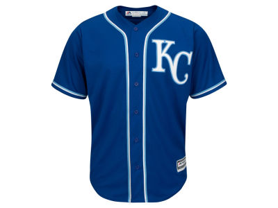 Kansas City Royals Majestic MLB Men's Blank Replica Cool Base Jersey