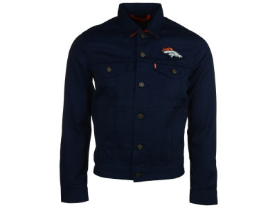 Denver Broncos NFL Trucker Jacket