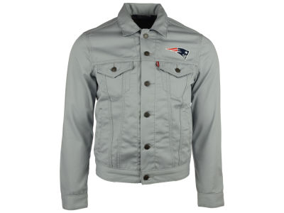 New England Patriots NFL Trucker Jacket