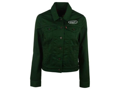 New York Jets NFL Women's Trucker Jacket