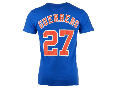 Montreal Expos Vladimir Guerrero Majestic MLB Men's Cooperstown Player T-Shirt