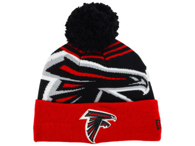 Atlanta Falcons New Era NFL Logo Whiz Knit