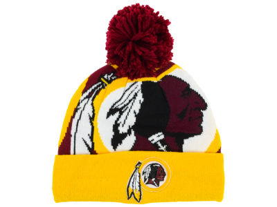 Washington Redskins New Era NFL Logo Whiz Knit