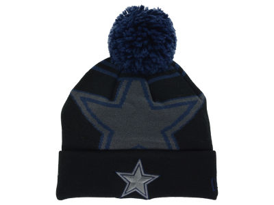 Dallas Cowboys New Era NFL Logo Whiz Knit