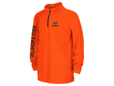 Oklahoma State Cowboys NCAA Youth Draft 1/4 Zip Pullover Shirt