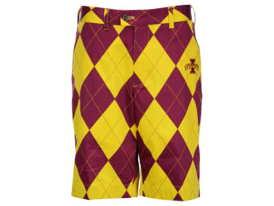 Iowa State Cyclones NCAA Men's Loud Mouth Golf Shorts