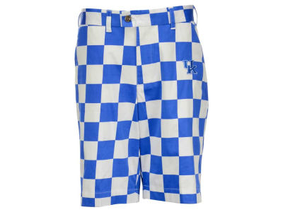 Kentucky Wildcats NCAA Men's Loud Mouth Golf Shorts