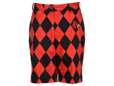 Louisville Cardinals NCAA Men's Loud Mouth Golf Shorts