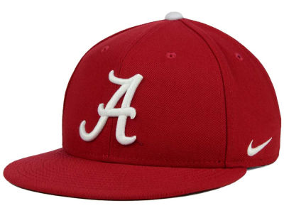 Alabama Crimson Tide Nike NCAA True Hardwood Seasonal Cap