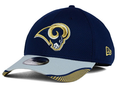 St. Louis Rams New Era NFL Visor Hash 39THIRTY Cap