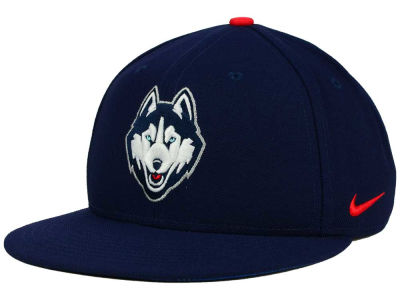 Connecticut Huskies Nike NCAA True Hardwood Seasonal Cap