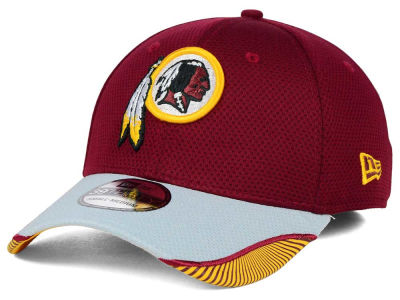 Washington Redskins New Era NFL Visor Hash 39THIRTY Cap