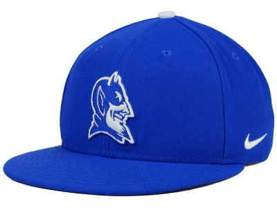 Duke Blue Devils Nike NCAA True Hardwood Seasonal Cap