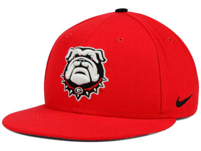 Georgia Bulldogs Nike NCAA True Hardwood Seasonal Cap