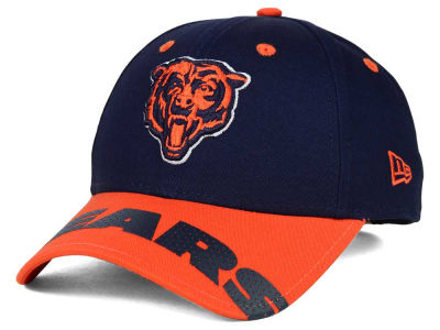 Chicago Bears New Era NFL Word Pin 2 Tone 9FORTY Cap