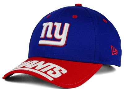 New York Giants New Era NFL Word Pin 2 Tone 9FORTY Cap