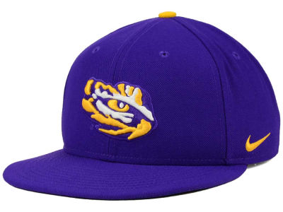 LSU Tigers Nike NCAA True Hardwood Seasonal Cap