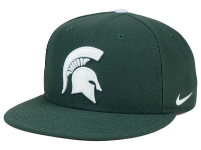 Michigan State Spartans Nike NCAA True Hardwood Seasonal Cap