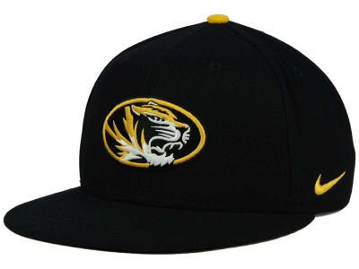 Missouri Tigers Nike NCAA True Hardwood Seasonal Cap
