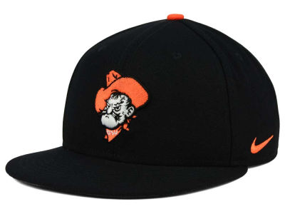 Oklahoma State Cowboys Nike NCAA True Hardwood Seasonal Cap