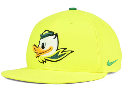 Oregon Ducks Nike NCAA True Hardwood Seasonal Cap